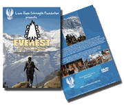 Everest Rocks DVD