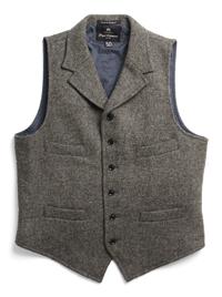 Nigel Cabourn Mallory Waist Coat - Stone
