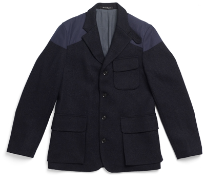 Nigel Cabourn Mallory Jacket - Navy