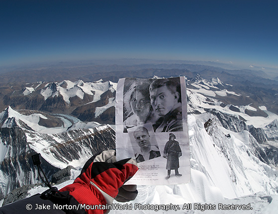 The MountainWorld™ Blog: What Really Happened to George ... George Mallory And Andrew Irvine