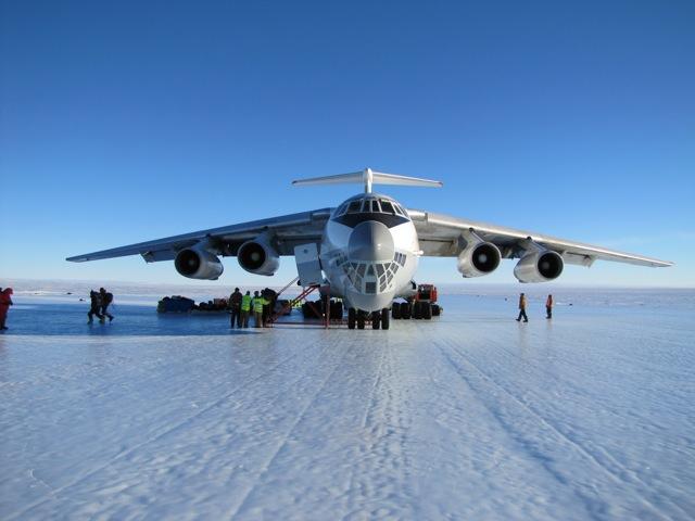 V-ice jet