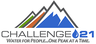 Challenge21: Water For People...One Peak at a Time